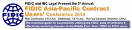 FIDIC Asia-Pacific Contract Users' Conference 2014